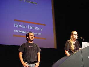 Kevlin Henney and Aino Corry