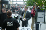 Registration last year in Aarhus